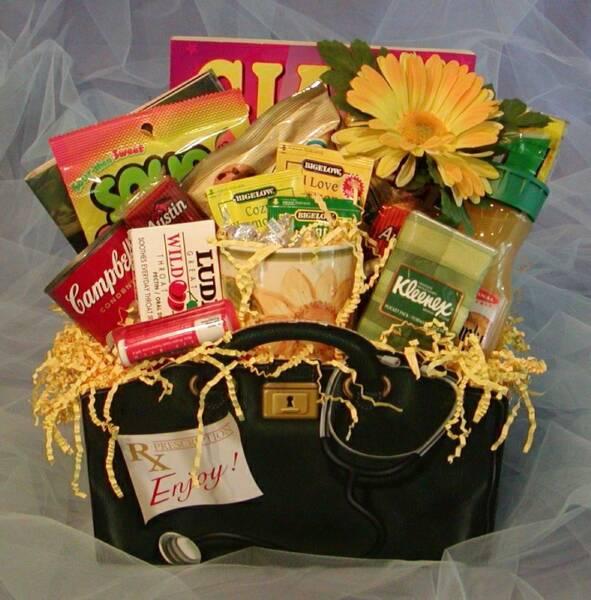Get Well Gift Basket Tulsa Ok